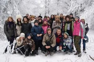 Rekolekcje zimowe, styczeń 2011
