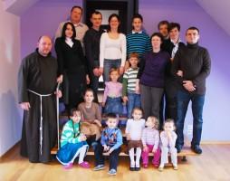 II Krąg Rodzin Domowego Kościoła w Krakowie